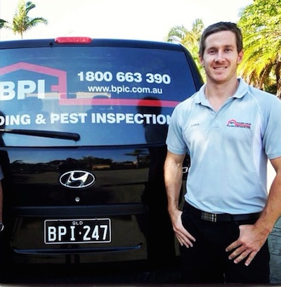 BPI building and pest inspection franchise