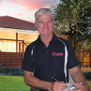 photo of Noel milne from BPI building and pest inspections in brisbane