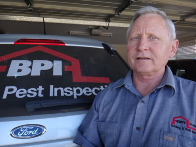 building and pest inspections bundaberg Glen King