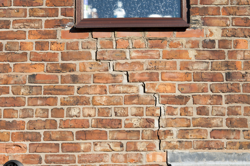 example of subsidence