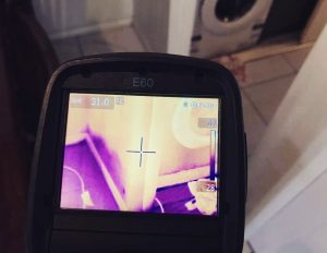 See How BPI Use Thermal Imaging To Detect Water Leaks
