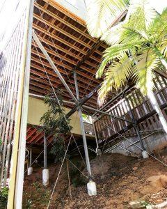 Amazing Engineering Underneath this House!