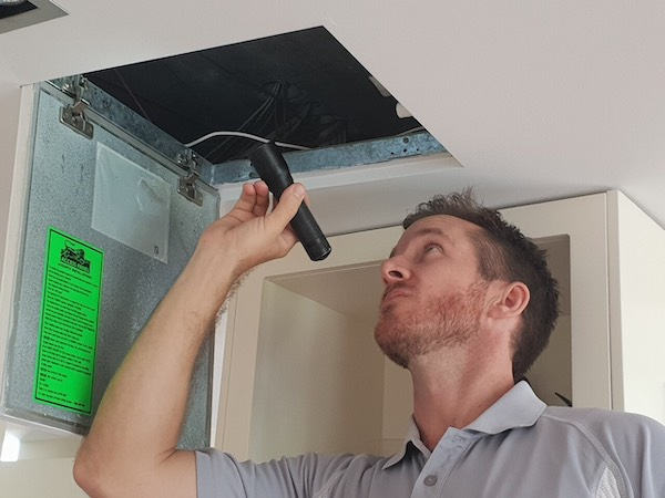 building inspections roof void